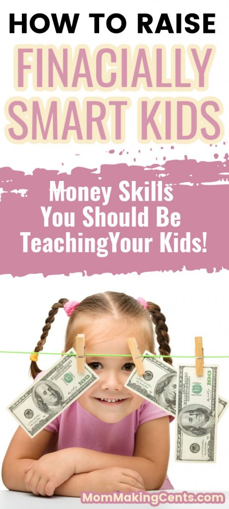 How to raise financially smart children