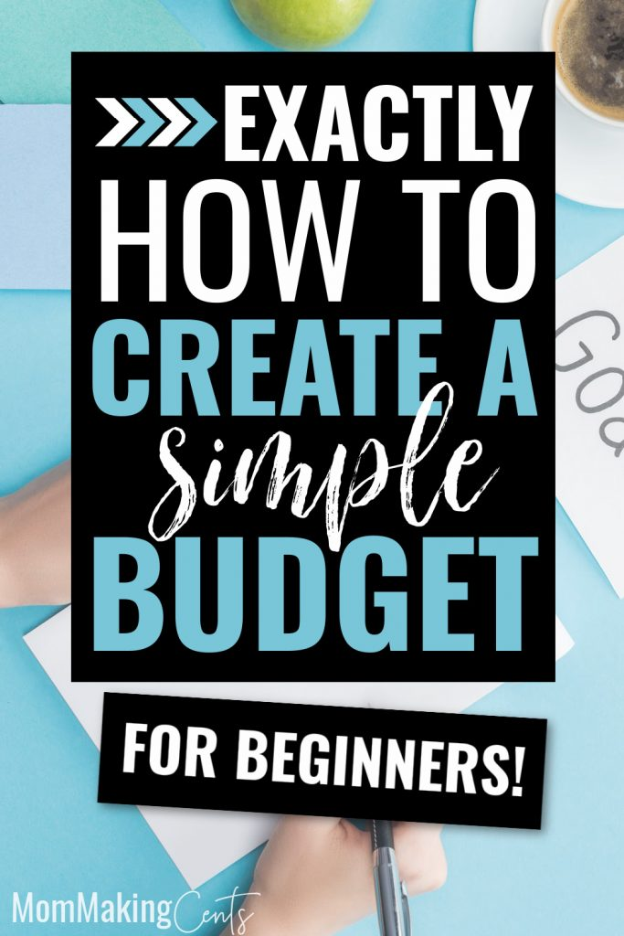 How to Start a Budget For Beginners