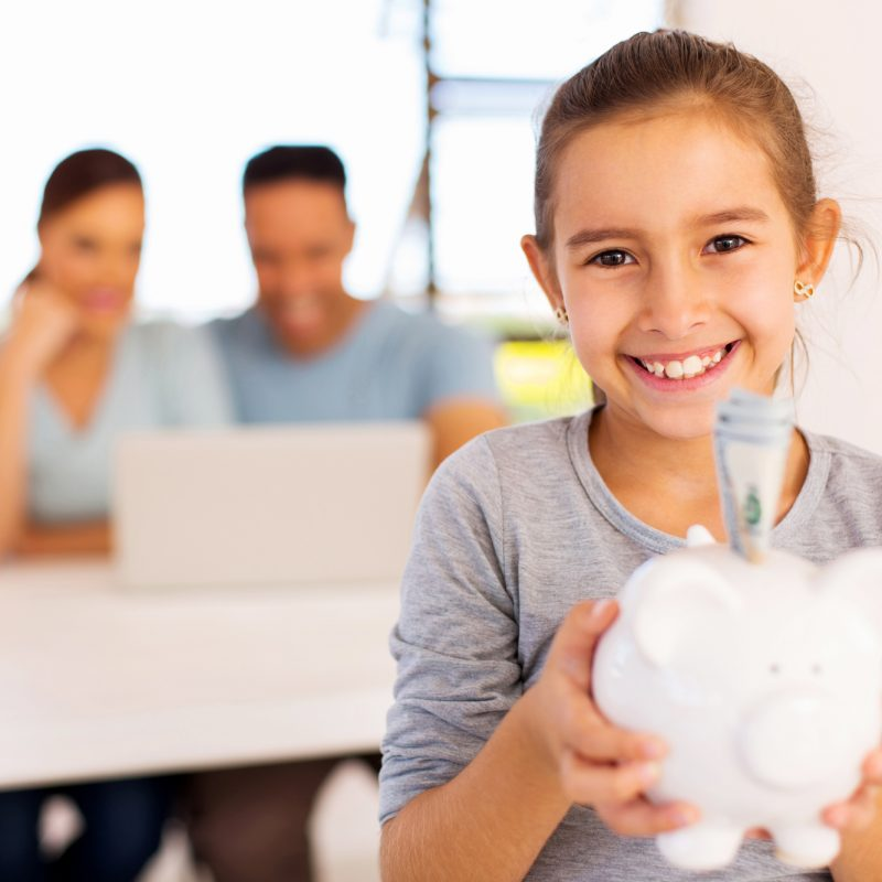 The Easy Way To Teach Kids About Budgeting