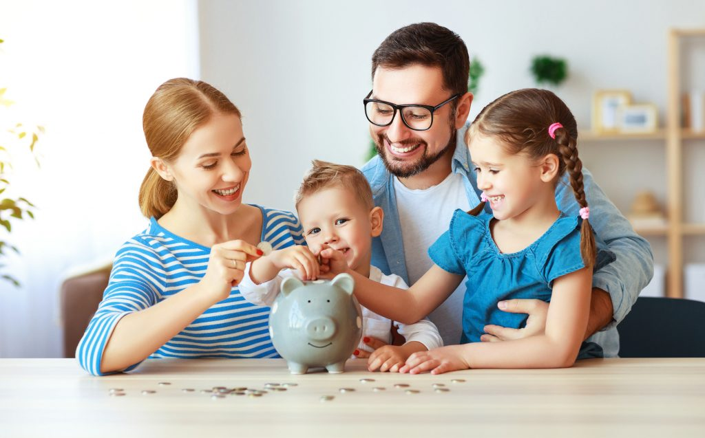 How to set your kids up for financial success