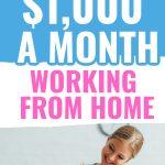 Make an extra 1000 a month