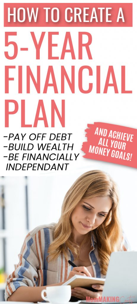 How to create a 5-year financial plan
