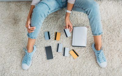 How to pay off credit card debt with no extra money